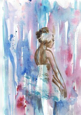 Ballerina IV by Nicolas GOIA