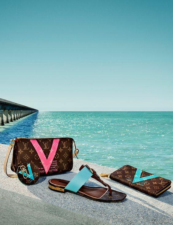 Summer Time Louis Vuitton, сумки модные брендовые, http://bags-lovers.livejournal