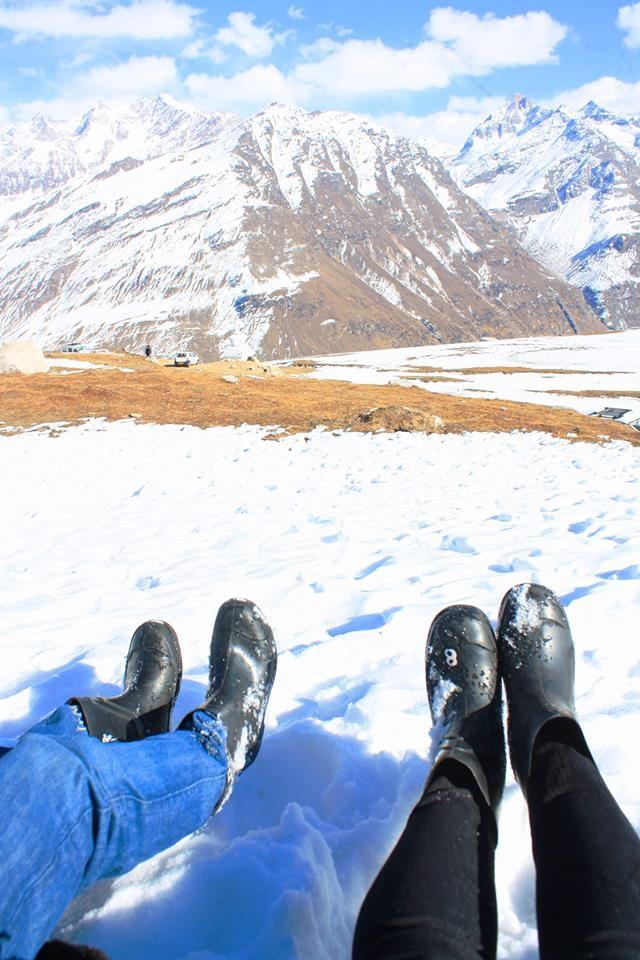 #Manali #Travel #Birthday #Snow