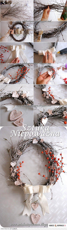 All white wreaths