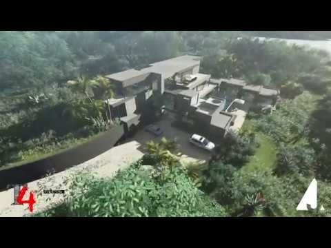House Mabuza, Swaziland, by T4 Architects
