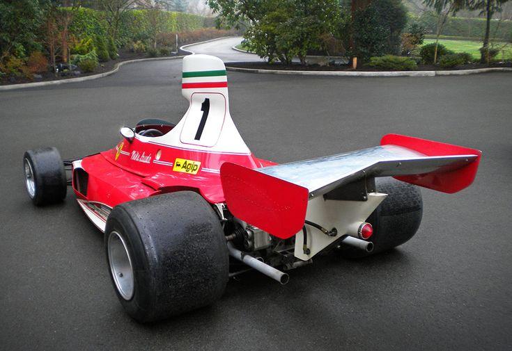 Niki Lauda's 312T