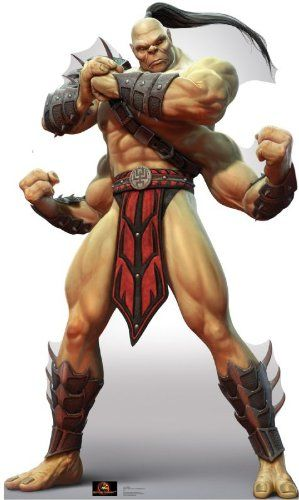 "Goro - Mortal Kombat (79"" x 47"") Graphic Stand Up - http://www.psbeyond.com/view/goro-mortal-kombat-79-x-47-graphic-stand-up - http://www.psbeyond.com/view/wp-content/uploads/2013/03/41ZXfXa5Z8L.jpg"