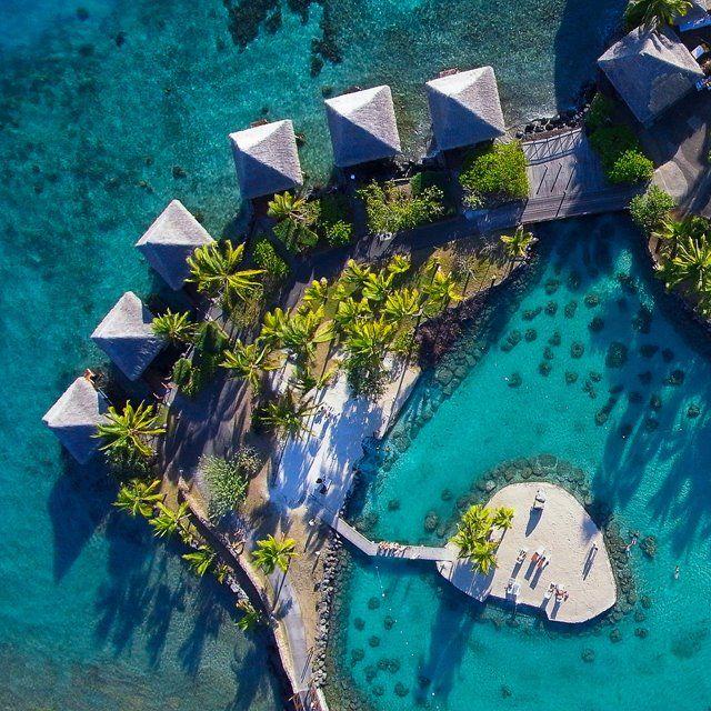 InterContinental Resort @ Tahiti  someone send me here please!