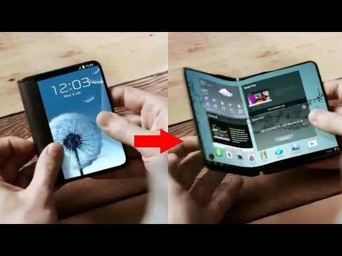 Check out my new video: Samsung Galaxy X - Foldable Smartphone :) https://youtube.com/watch?v=U4beQMvA5Jc