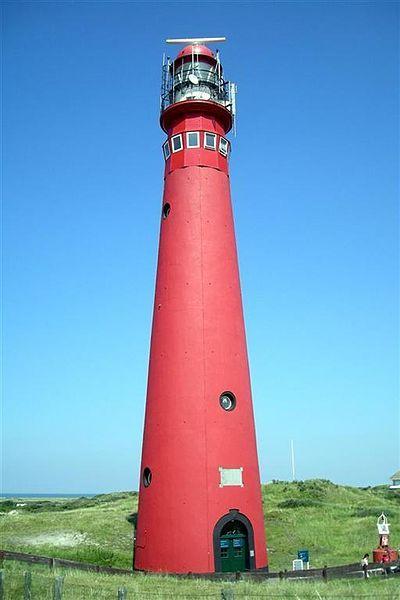 Noordertoren, Schiermonnikoog, Friesland, 1853-1854