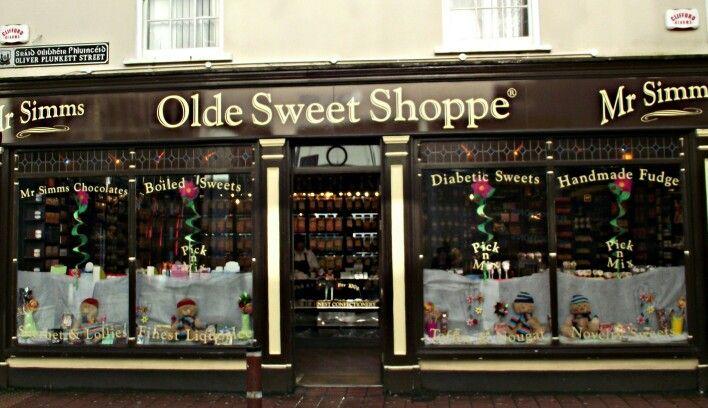 Olde Sweet Shoppe-Cork,2013.