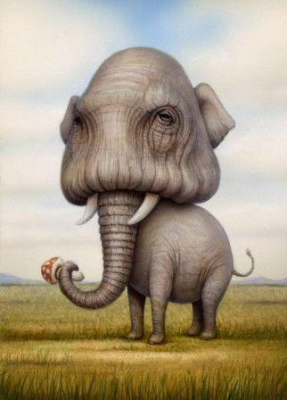 Elephant Man ou le syndrome de la tête de noeud (Naoto Hattori)