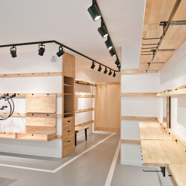 triathlon store - florian brillet design