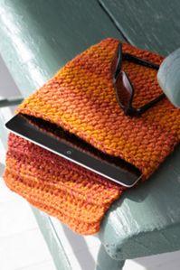 Crochet Digital Tablet Cozy