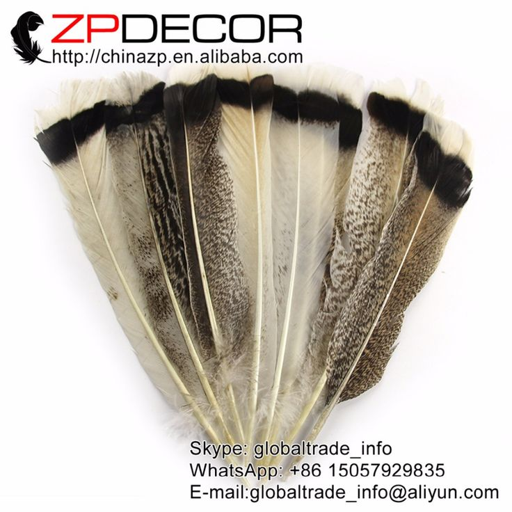 Find More Feather Information about ZPDECOR 25 30cm(10 12inch)100pieces/lot Handpicked NATURAL Wild Turkey Flats Feathers For Hat Party Mask,High Quality flats women,China feather chain Suppliers, Cheap feather findings from Shop2184055 Store on Aliexpress.com