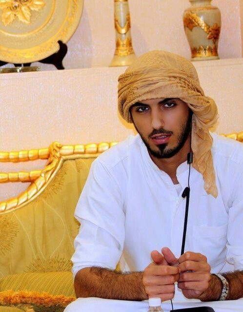 Omar Borkan Al Gala UAE grows some fine men