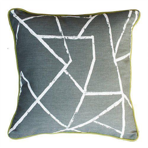 Smash Grey Scatter Cushion