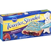 Pillsbury: Toaster Strudel Wildberry w/Icing Packets Pastries, 11.5 Oz