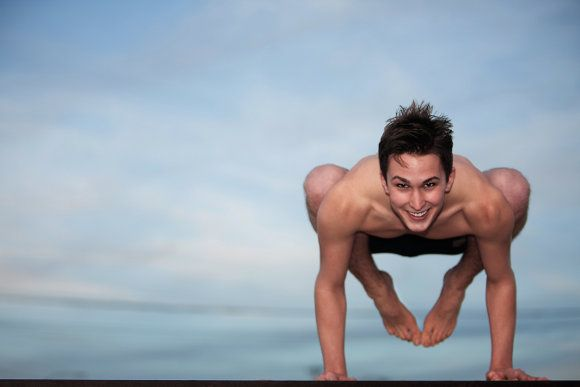 Yoga for Men Closing the Flexibility Gap