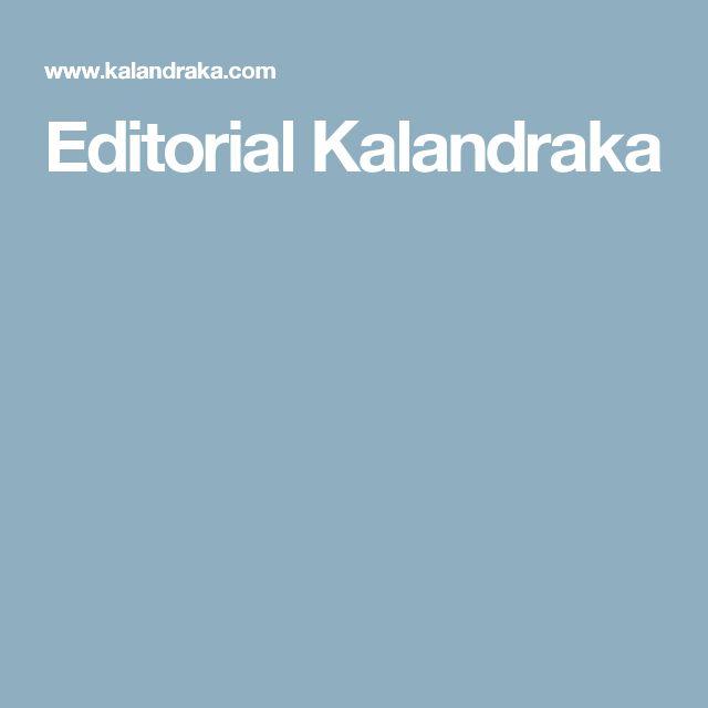 Editorial Kalandraka