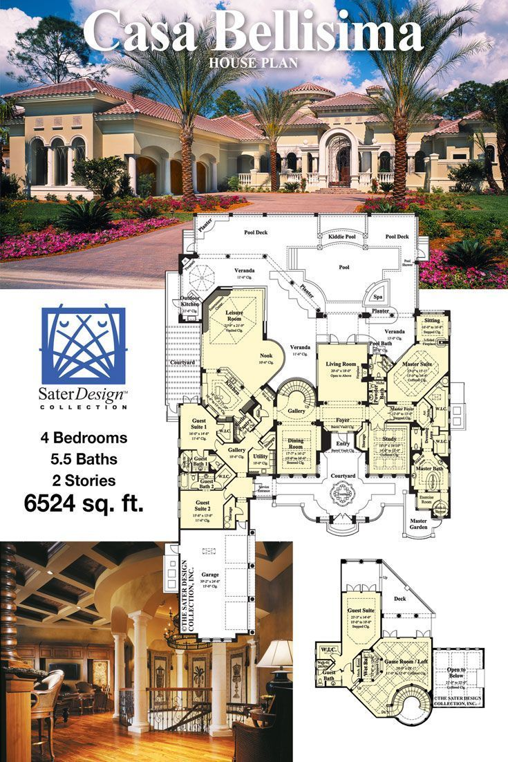 Beautiful House House Plans Mansion Mansion Floor Plan Dream House Exterior