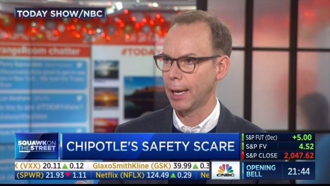 Steve Ells apologized after the massive food-poisoning outbreak connected to his restaurants.