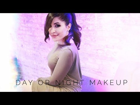 Neutral DAY OR NIGHT Smokey Eye Makeup Tutorial
