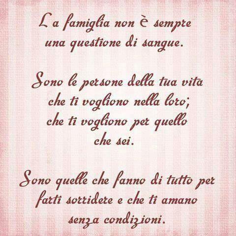 Famiglie....