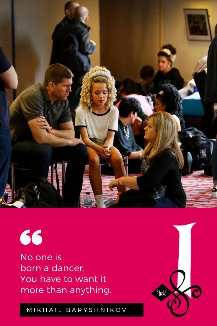 "✨ ""No one is  born a dancer. You have to want it more than anything.""— Mikhail Baryshnikov 🖊   📸 Photo Cred: The Guardian 📜 #Quotes 😃 #InishfreeMexico™ 🇲🇽 #TaniaMartinez 👯 #IrishDancer 👉 #InishfreeTeam 💚 #Inishfree School of #IrishDancing 🌟 #Academia de #DanzaIrlandesa 🍀 #InishfreePedregal 🇲🇽 #InishfreeToluca 👉 #TeamInishfree #SoftShoes #Dance #Danza #Feis #Winishfree  #MikhailBaryshnikov"