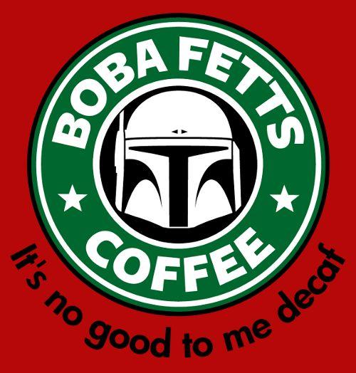 Star Wars Boba Fett Coffee