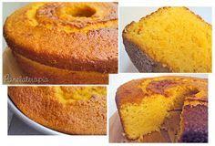 PANELATERAPIA - Blog de Culinária, Gastronomia e Receitas: Bolo de Milho com Fubá