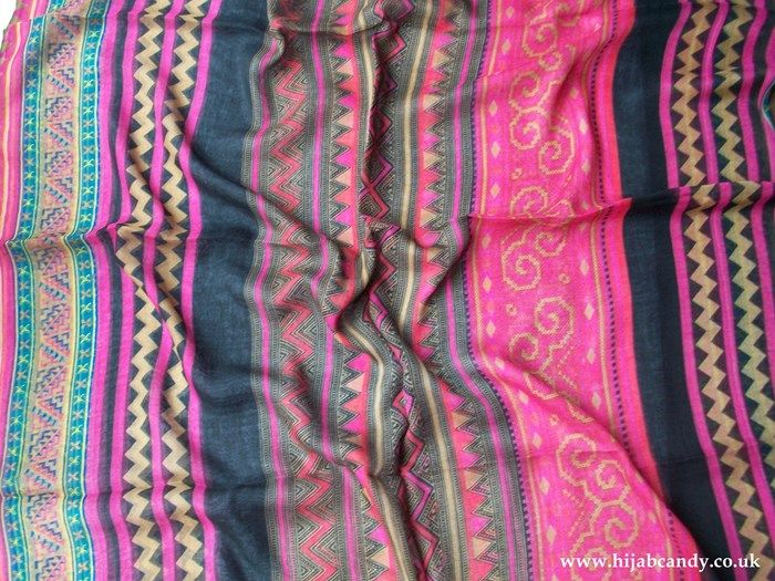 Hijab Candy | SCARVES | Eclectic Collection | Tribal Chic