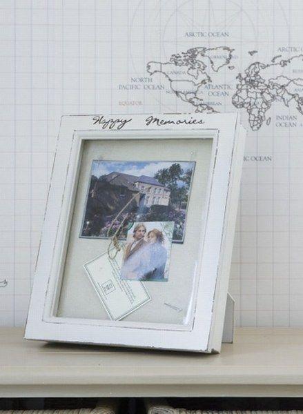 Ramka do zdjęć Happy Memories 24x29x5 cm
