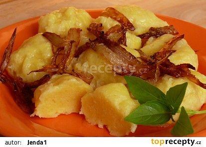 Staročeská bramborová pochoutka recept - TopRecepty.cz