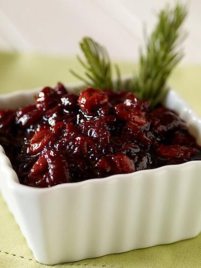 The new spin on a holiday classic - Cranberry Cherry Marsala Sauce