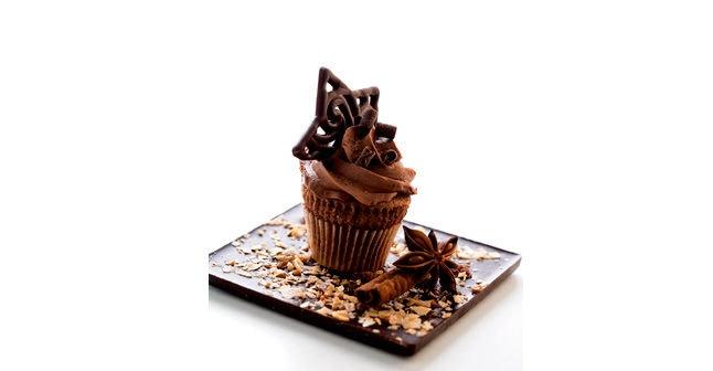 Cupcakes: Cupcakes Moelleux, Chocolateorang Cupcakes, Cupcakes Orangechocol, Chocolate Orange Cupcakes, Cupcakes Orange Chocolates, Cupcakes Chocolat, Chocolates Orange Cupcakes, De Cupcakes, Cupcakes Rosa-Choqu