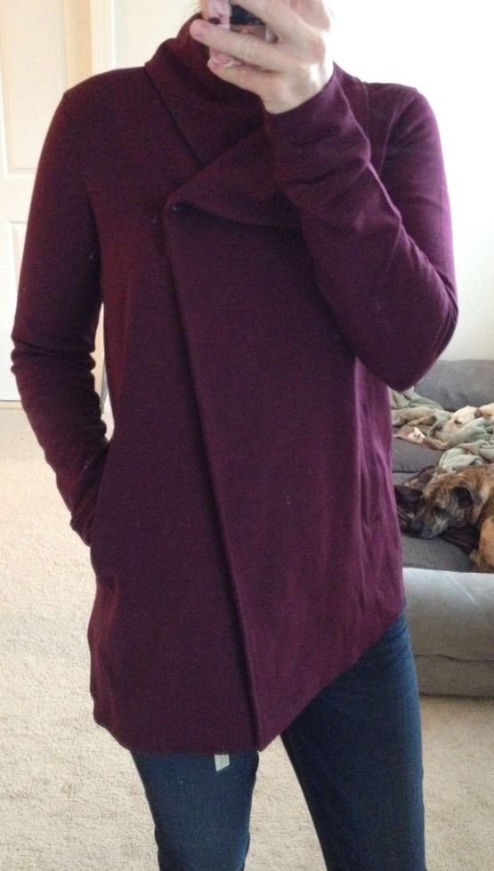 Stitch Fix Kensie Mally Ponte Jacket