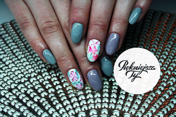 #manicure #paznokcie #piekniejszaty