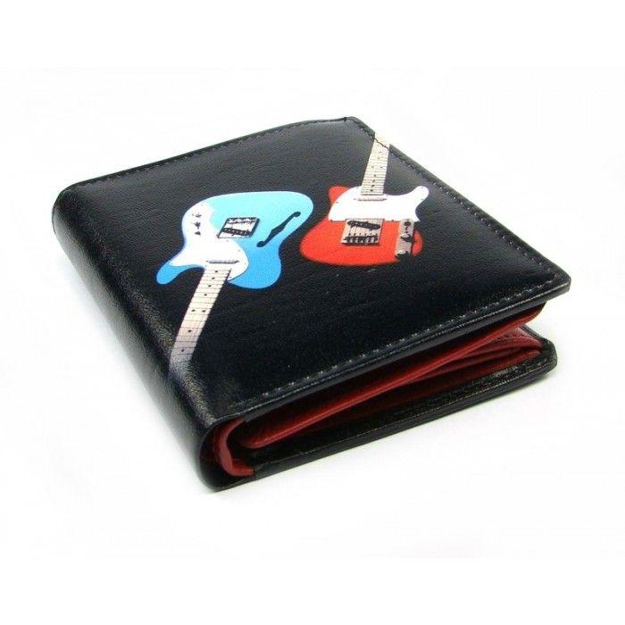 Peněženka kožená malá pánská - peněženky AHAL