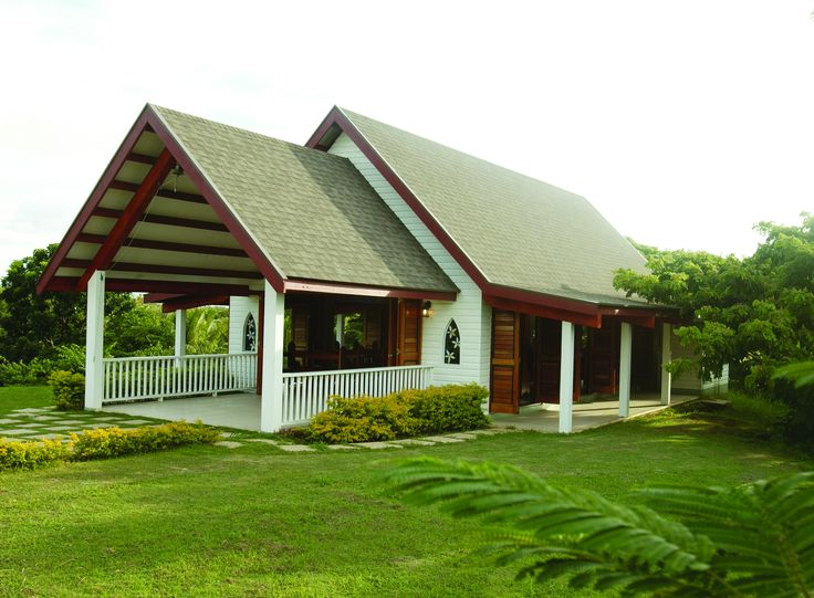 Musket Cove's Hilltop Chapel