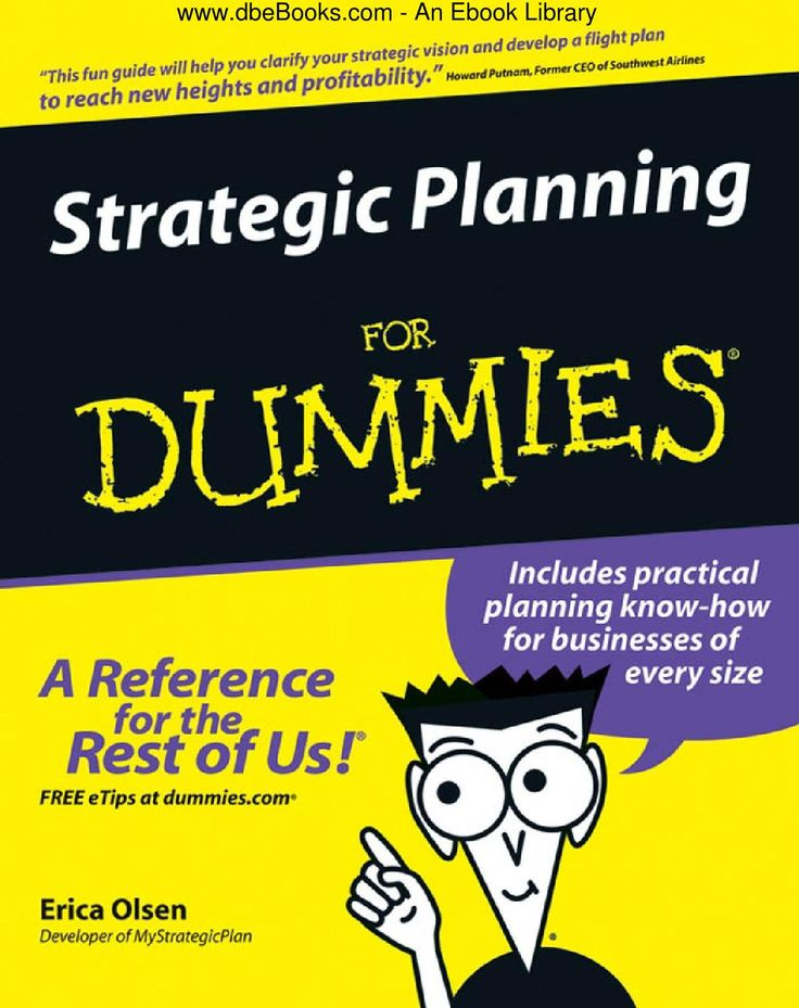 The 25+ best Personal finance for dummies ideas on Pinterest For - microsoft strategic plan