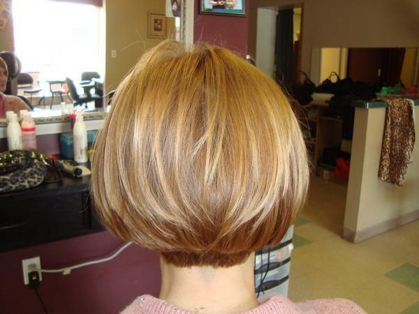 Haircut Back Of Head Images to download Dorothy Hammil Haircut Back ...