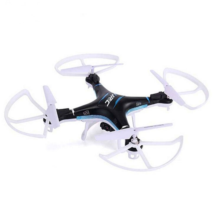 Quadcopter 4 CH 6 Axis Gyro 2.4GHz RC Drone with 2.0MP HD Cam CF Mode 3D Eversion LED Light