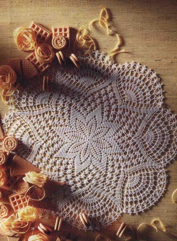 Decorative Crochet Magazines 43 - Gitte Andersen - Picasa Web Albums