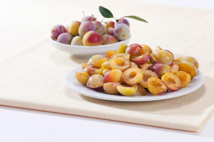 Découvrez les recettes Cooking Chef et partagez vos astuces et idées avec le Club pour profiter de vos avantages. http://www.cooking-chef.fr/espace-recettes/desserts-entremets-gateaux/gateau-renverse-aux-mirabelles
