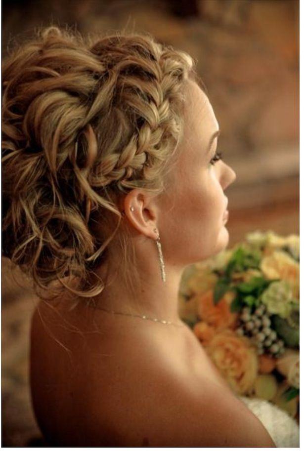 wedding hairstyles braid | Tag Archives: Waterfall Braid