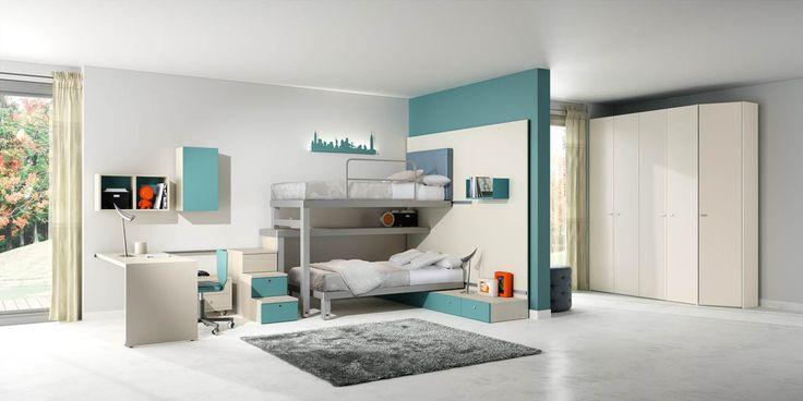 Oltre 25 fantastiche idee su camere per ragazzi su - Camere per teenager ...