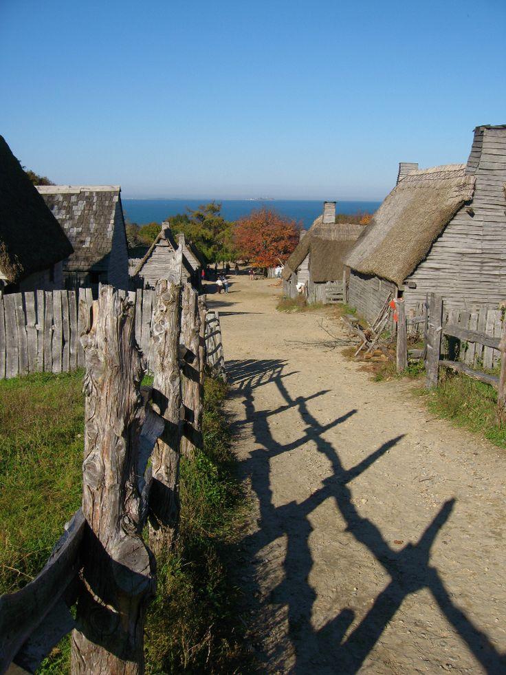 Custom Plymouth Colony Essay