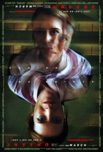 Unsane Trailer and Poster