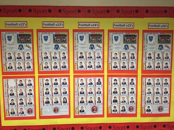 Matt Ward ‏@MrWardPE  8h8 hours ago Thanks to whoever created this template - turned out great, the kids love it! #SchoolFootball #PE  @PE4Learning