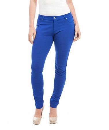 Royal blue skinny jeans plus size
