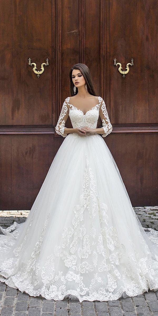 Pollardi Wedding Dresses 2018 That Look Hot ★ See more: https://weddingdressesguide.com/pollardi-wedding-dresses/ #bridalgown #weddingdress