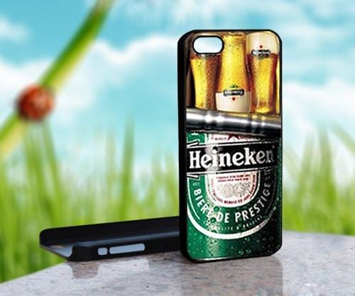 Heineken Beer - Print on Hard Cover For iPhone 4,4S