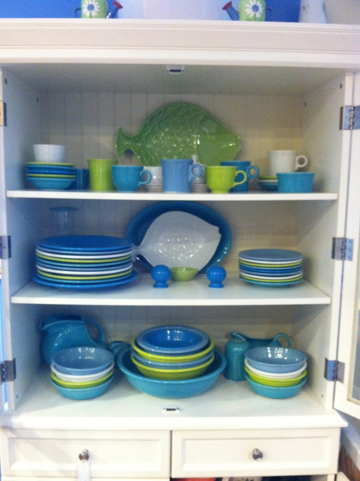 Like The Color Combination Fiesta Fiestaware